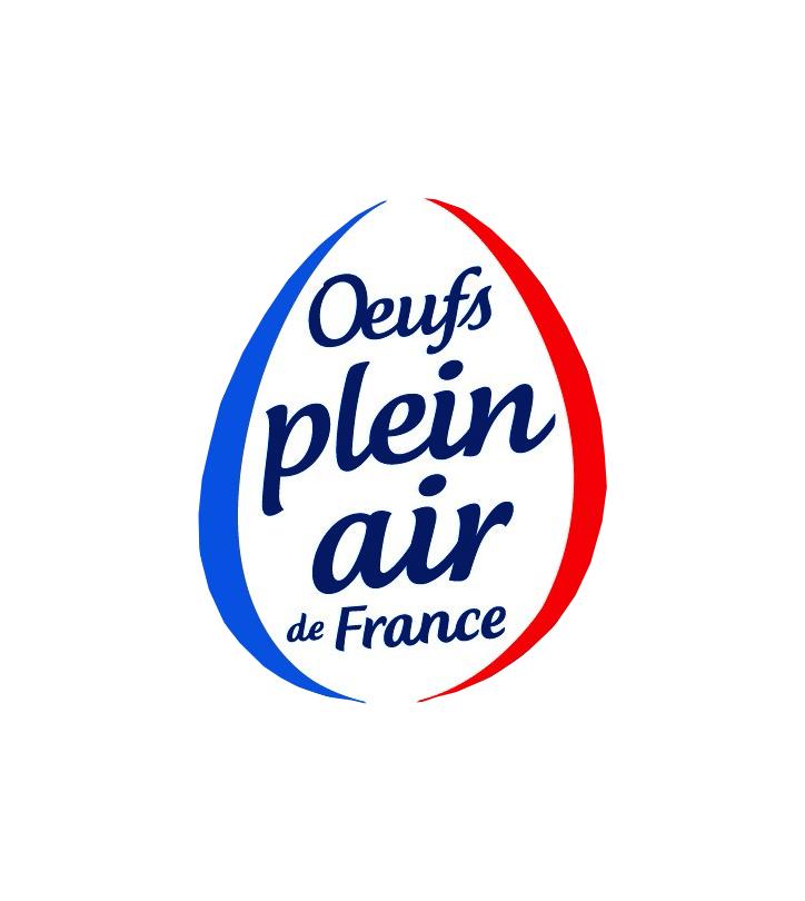 Oeufs plein air de France