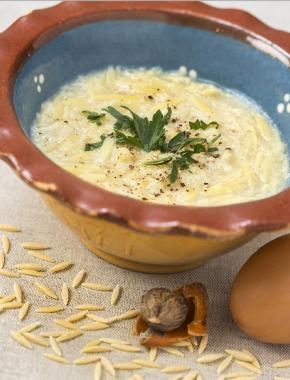 Riewele soupe