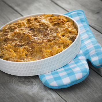 Gratin de lasagnettes bio à la choucroute