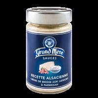 sauce alsacienne pour pâtes