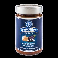 sauce à l'aubergine pour pâtes