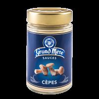 sauce aux cèpes pour pâtes