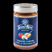 sauce tomate & chèvre pour pâtes