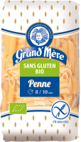 PENNE - Pâtes Bio sans gluten - Pâtes Grand'Mère - 2