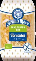 TORSADES - Pâtes Bio sans gluten - Pâtes Grand'Mère - 2