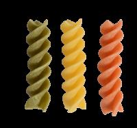 TORSADES TRICOLORES - Pâtes tricolores - Pâtes Grand'Mère