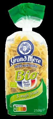 PAPILLONS - Pâtes Bio - Pâtes Grand'Mère - 2