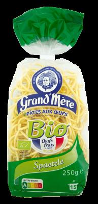 SPAETZLE - Pâtes Bio - Pâtes Grand'Mère - 2