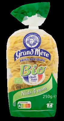 NIDS N°4 - Pâtes Bio - Pâtes Grand'Mère - 2