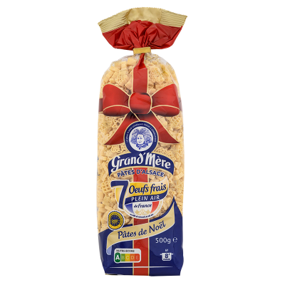 PÂTES DE NOËL - Pâtes de Noël - Pâtes Grand'Mère -2