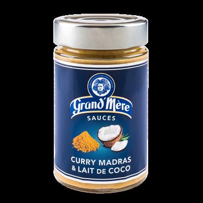 sauce curry coco pour pâtes
