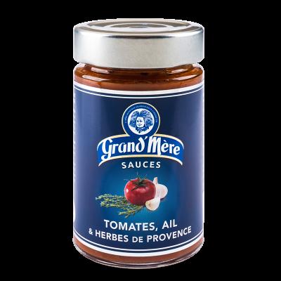 sauce tomate à l'ail pour pâtes