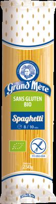 SPAGHETTI - Pâtes Bio sans gluten - Pâtes Grand'Mère - 2