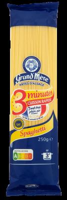 spaghetti - Pâtes cuisson rapide - Pâtes Grand'Mère - 2