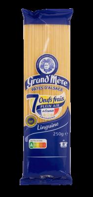 LINGUINE - Pâtes longues classiques - Pâtes Grand'Mère - 2