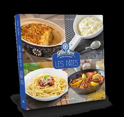 Livre de recettes - Les Pâtes - Pâtes Grand'Mère