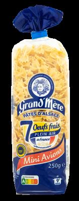 MINI AVIONS - Mini-pâtes - Pâtes Grand'Mère - 2