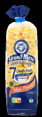 MINI PENNE - Mini-pâtes - Pâtes Grand'Mère - 2