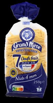 NIDS N°4 - Spécialités - Pâtes Grand'Mère - 2