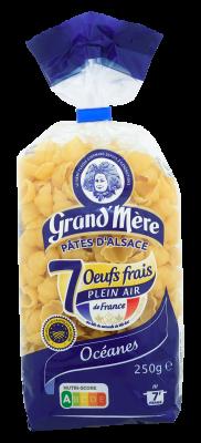 OCÉANES - Pâtes courtes classiques - Pâtes Grand'Mère - 2