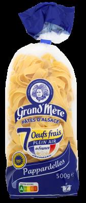 PAPPARDELLES N°15 - Spécialités - Pâtes Grand'Mère - 2