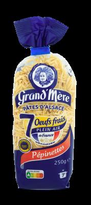 PEPINETTES - Mini-pâtes - Pâtes Grand'Mère - 2