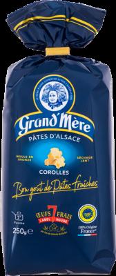 COROLLES - Terroir : qualité pâtes fraîches - Pâtes Grand'Mère - 2