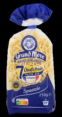 SPAETZLE - Spécialités - Pâtes Grand'Mère - 2